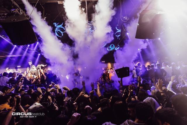 Circus beatclub – Brescia, ecco cosa si balla: 16/1 Cartèl, 17/11 Off Beat Mirage, 18/11 La Notte degli Oscar