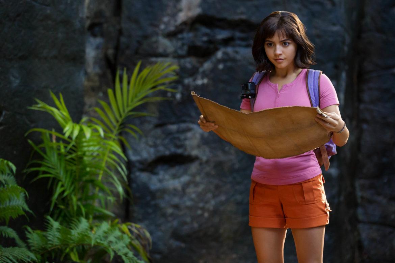 Dora e la città perdutadal 21 gennaio in Dvd, Blu-ray e Digital HD