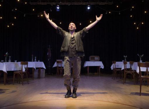 MTM Teatro Leonardo: va in scena ULISSE, IL RITORNO