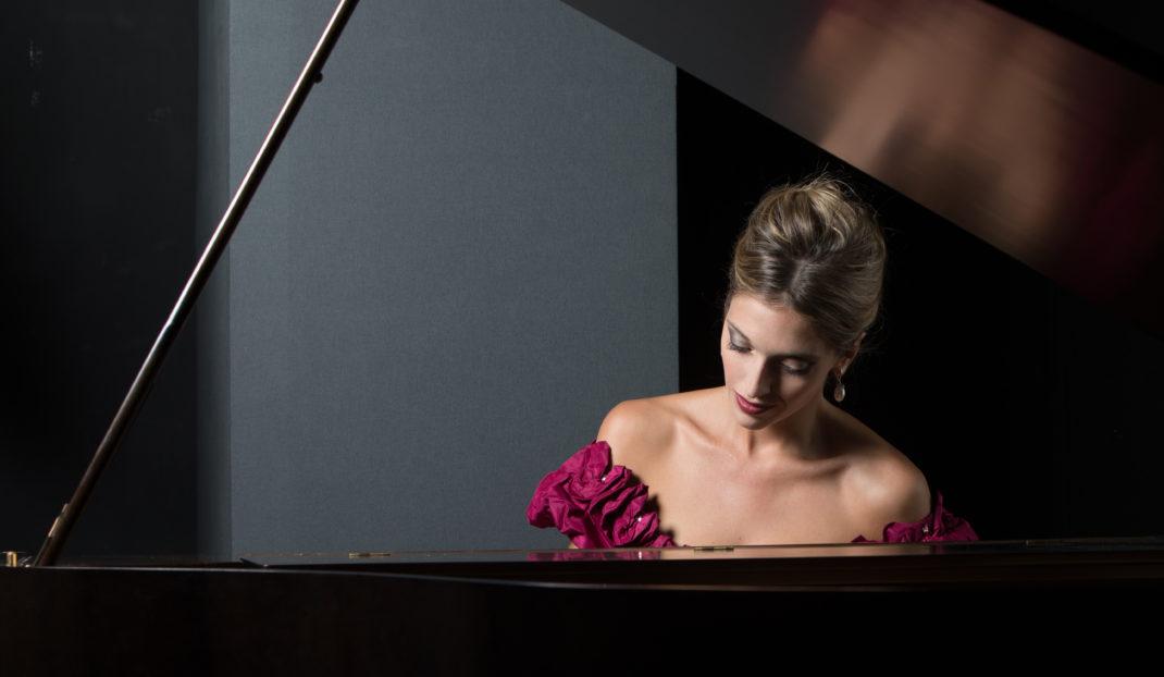 Teatro Litta: Guenda Goria in La Pianista Perfetta
