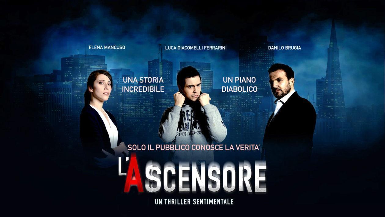Teatro San Babila: in scena il thriller sentimentale L'ascensore