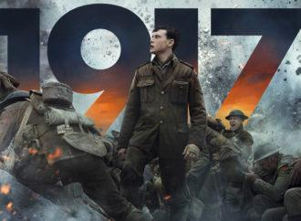 Film 1917, per un'esperienza immersiva ed emozionante nella Grande Guerra