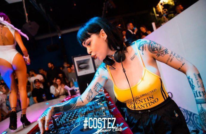 18/1 Valentina Dallari & Tatuamy @ #Costez – Telgate (BG) e il weekend easy dell'Hotel Costez – Cazzago (BS)