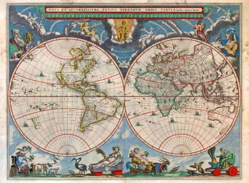 Milano Map Fair: al via la fiera internazionale di cartografia e stampe antiche di vedutistica