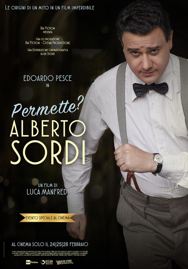 'Permette? Alberto Sordi': al cinema e su Rai 1 l'imperdibile film sull'Albertone nazionale