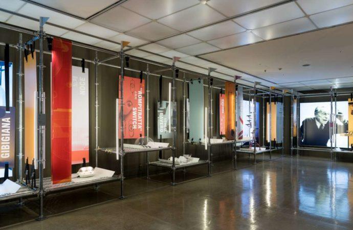 Achille Castiglioni and brothers. Master of Italian Design  Seoul Arts Center 17 gennaio – 26 aprile 2020