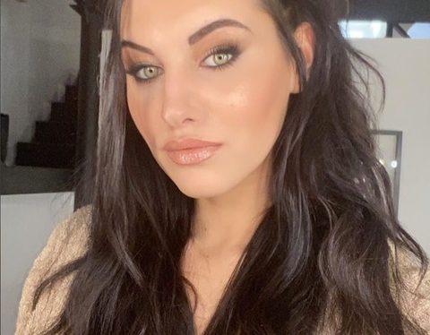 21/2 Carolina Stramare (Miss Italia) @ Notte delle Miss (DV Connection) c/o Bobadilla – Dalmine (BG)