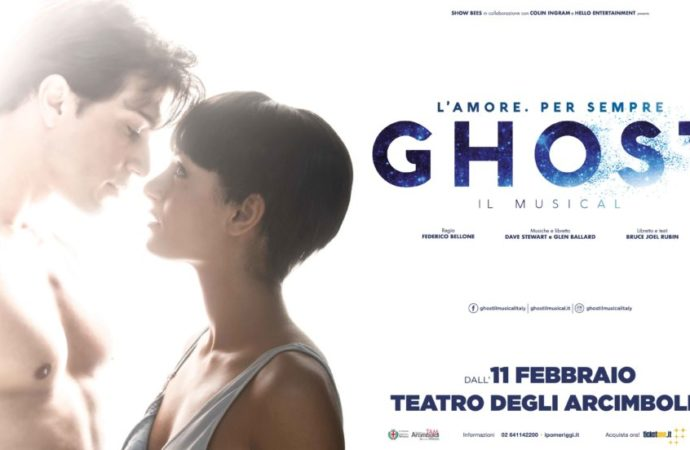 Ghost Il Musical al Teatro degli Arcimboldi