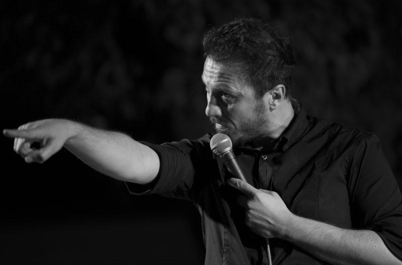 Giorgio Montanini al Teatro Carcano col monologo Come Britney Spears