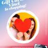 """A San Valentino regala e… """"Vinci lo Shopping"""" con IL CENTRO"""