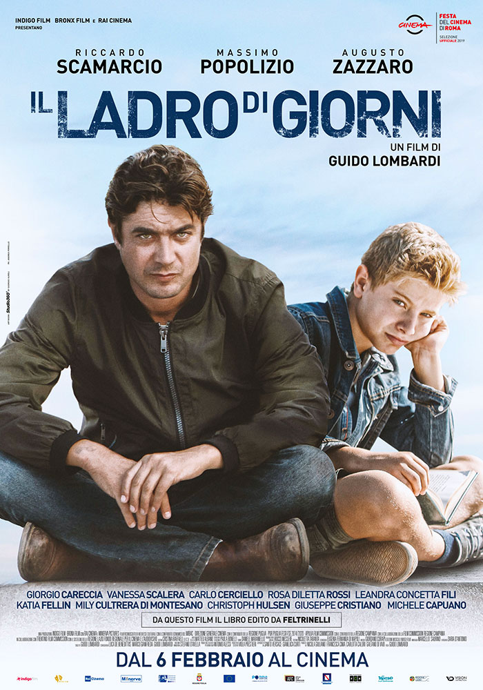 Il ladro di giorni, un road movie all'italiana