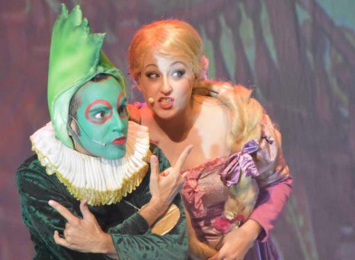 RAPUNZEL-mini musical al Teatro Manzoni