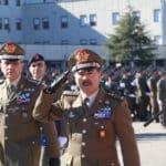 A Capua 848 volontari del XVII reggimento Aqui entrano a far parte della grande famiglia dell'esercito italiano