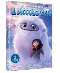 Il film Il Piccolo Yeti in Dvd, Blu-ray, 4k Ultra HD e Digital HD