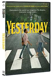 Film YESTERDAY ora disponibile in Dvd, Blu-ray e Digital HD