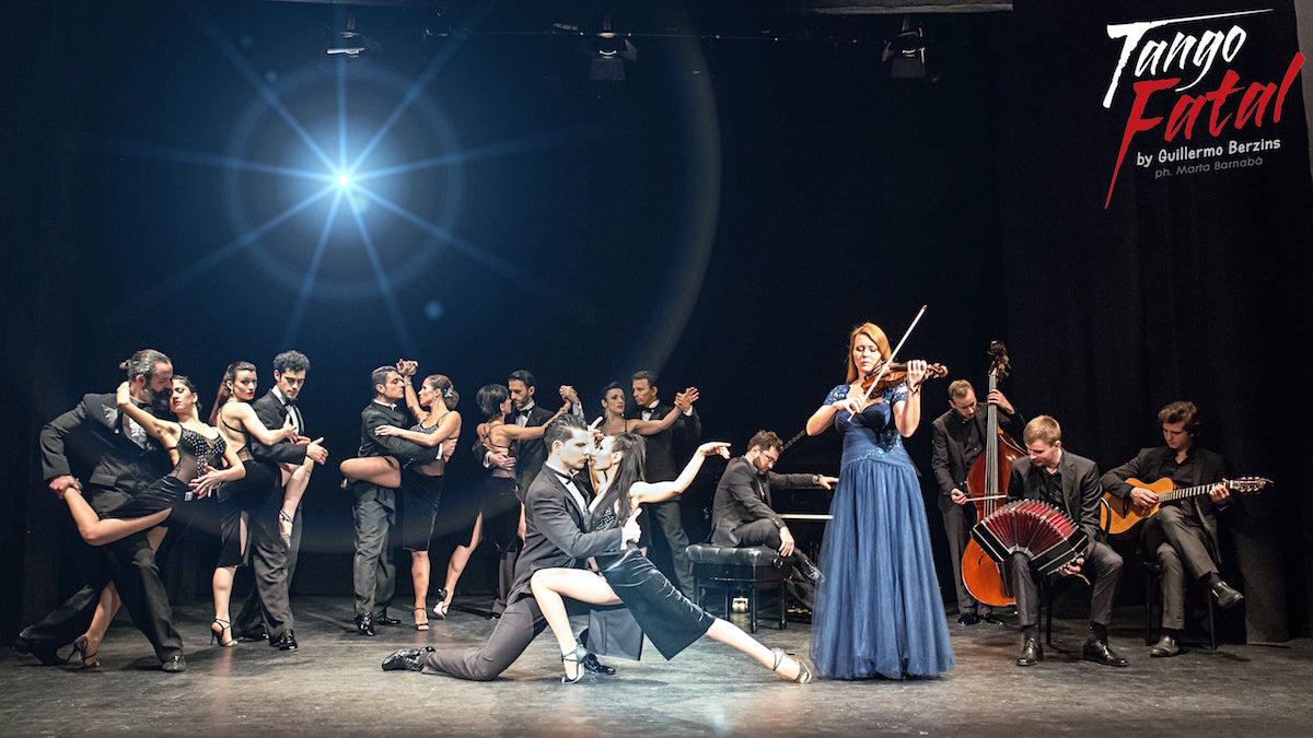 Al Teatro Manzoni TANGO Y AMOR, spettacolo coinvolgente e sensuale
