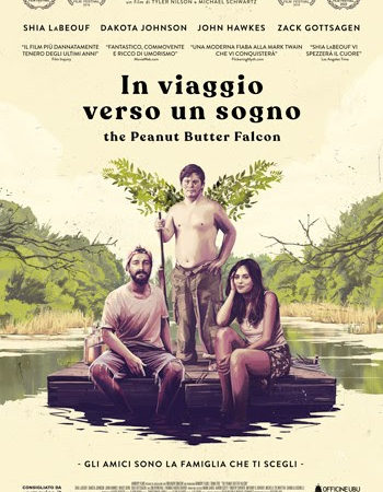 IN VIAGGIO VERSO UN SOGNO – THE PEANUT BUTTER FALCON , il film on the road per sognare senza limiti