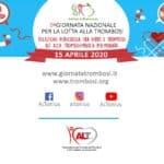 Virus ed Embolia Polmonare: l'iniziativa di ALT in occasione della Giornata Nazionale Lotta alla Trombosi