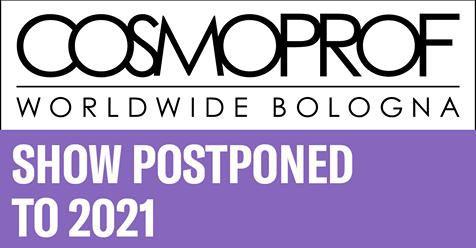 Cosmoprof Worldwide Bologna rinvia la 53a edizione al 2021