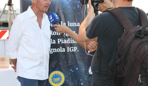 Alfio Biagini è stato confermato Presidente del Consorzio di Promozione Tutela della Piadina Romagnola