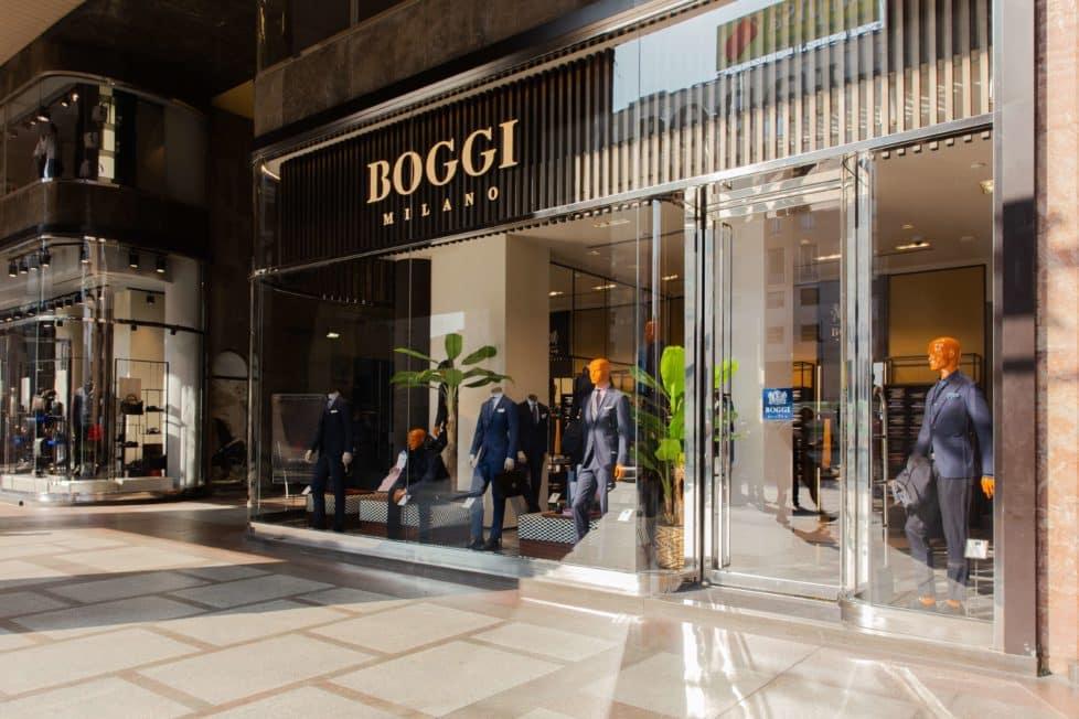 Boggi Milano riapre per uno shopping in totale sicurezza