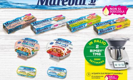 Mareblu: al via il nuovo concorso In cucina con Mareblu!