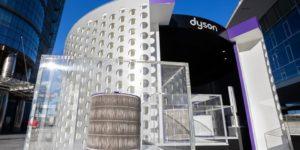 Ricerca Dyson su inquinamento e cucina