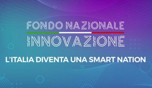 Al via il Fondo per l'Innovazione tecnologica e la digitalizzazione