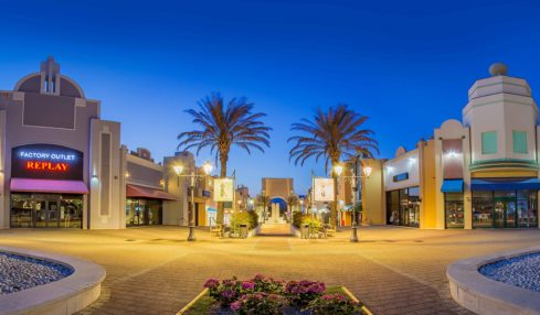 Al Valmontone Outlet shopping in sicurezza