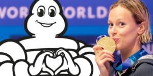 Michelin: Federica Pellegrini la nuova testimonial