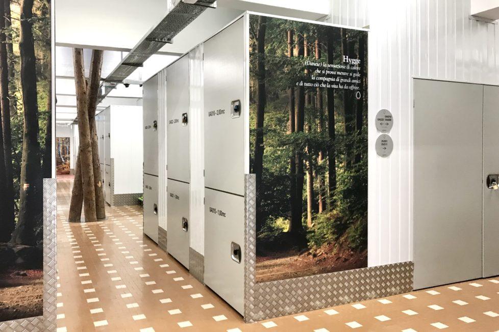 Self Storage... se lo spazio scarseggia