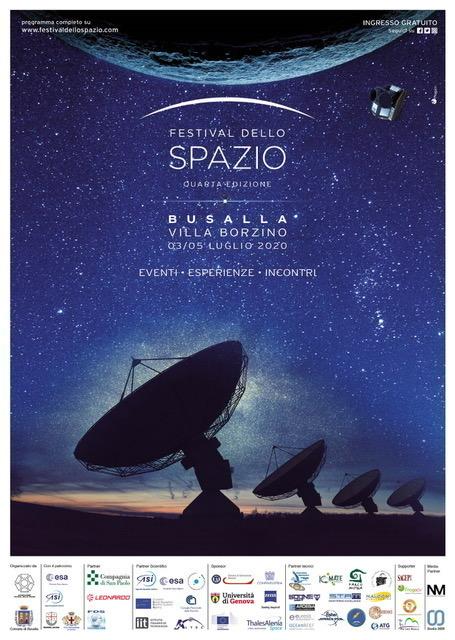 ZEISS sponsor del Festival dello spazio di Busalla