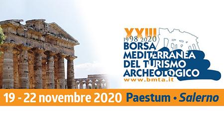 BMTA 2020 a Paestum per il rilancio del turismo archeologico