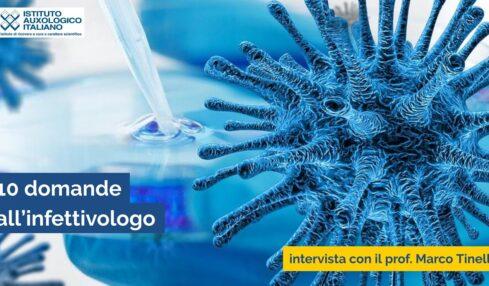Coronavirus: 10 domande all'infettivologo - Auxologico