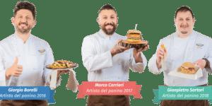 Artista del panino 2020, il concorso diventa digitale