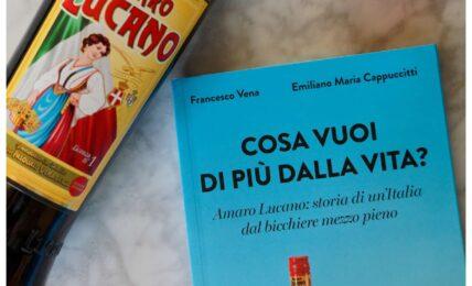 Amaro Lucano e il nuovo libro di Francesco Vena ed Emiliano Maria Cappuccitti