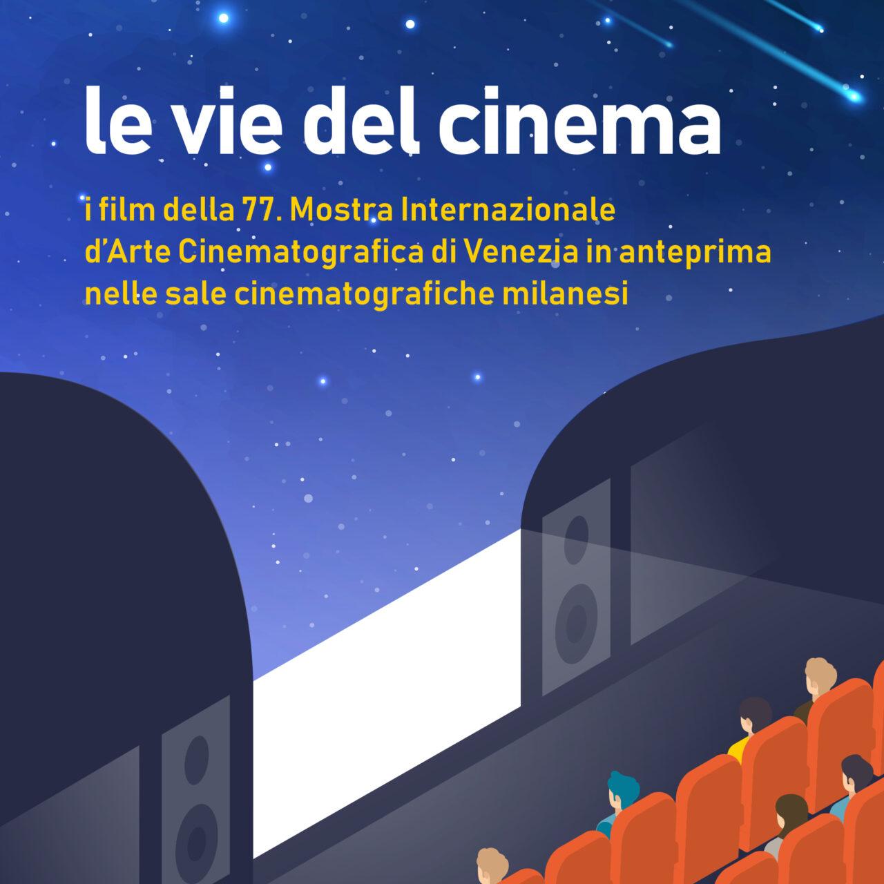 Teatro Martinitt: Mostra del Cinema di Venezia dal 26 al 30 settembre