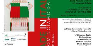 MADE IN ITALY Ricominciamo da qui: a Como in mostra La Moda Italiana nella Fotografia