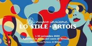 Stella Artois presenta a Milano Together Again, safely apart