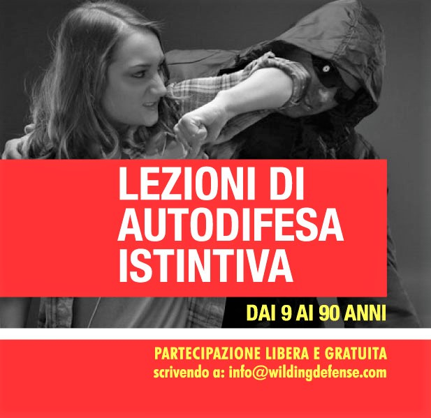 City Angels e i corsi di autodifesa