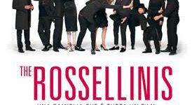 The Rossellinis al cinema ad ottobre