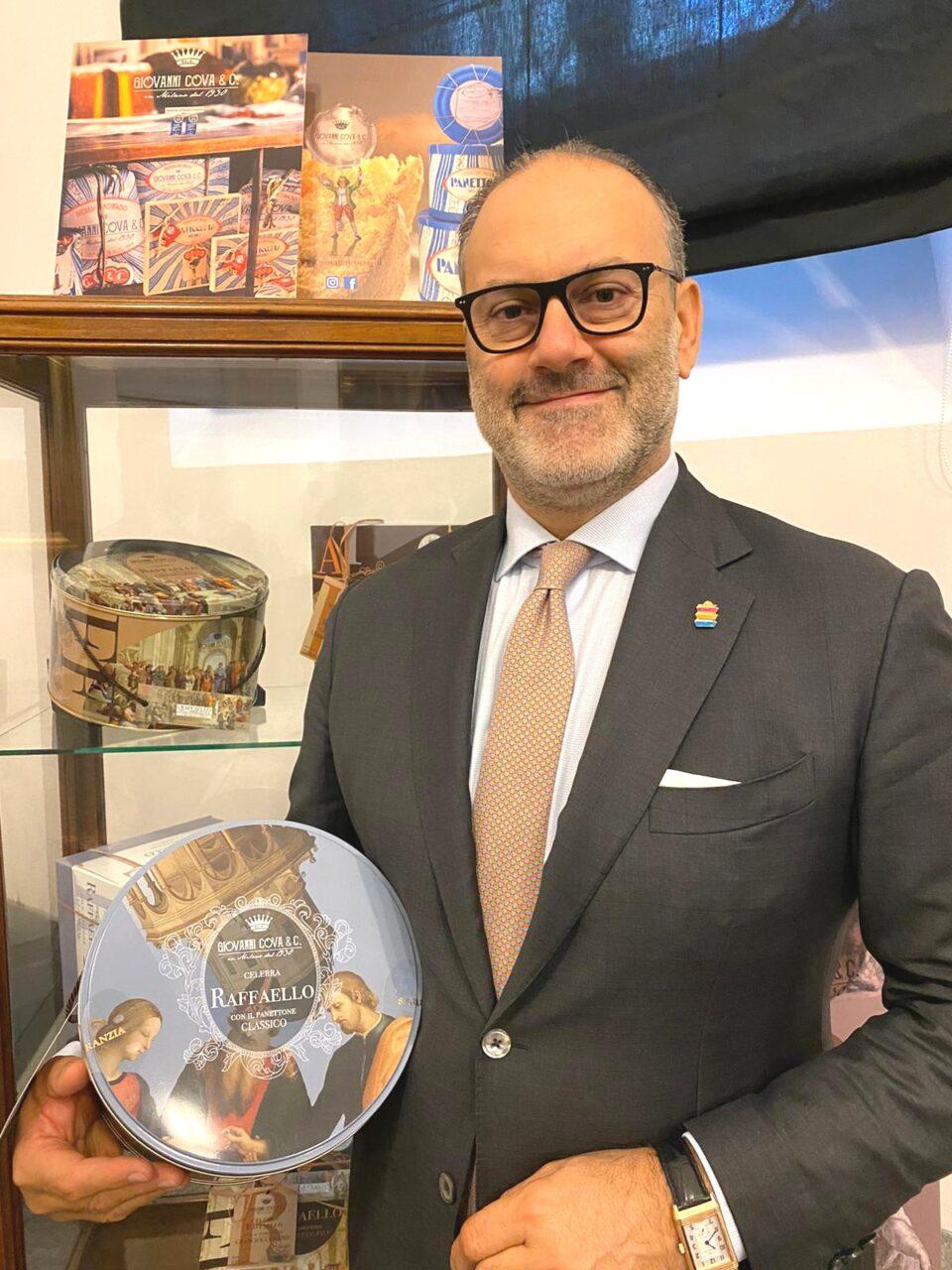 Giovanni Cova & C.: collaborazione con 2 Pinacoteche di Milano