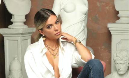 Opsobjects, la nuova campagna adv con la testimonial Ludovica Pagani