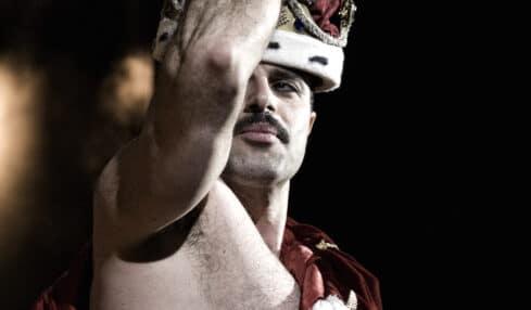 Teatro Manzoni: in scena la storia dei Queen con Queenmania Rhapsody