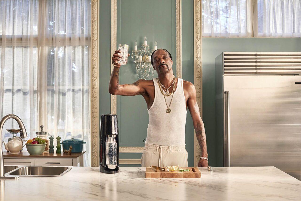 SodaStream e Snoop Dogg uniti per il pianeta