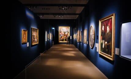 Mostra Le Signore dell'Arte Palazzo Reale-Milano