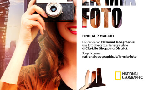 'La Mia Foto', il progetto di CityLife e National Geographic inizia il 20 aprile.