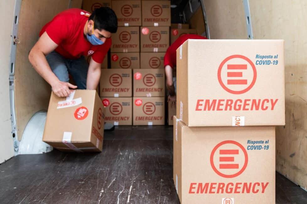 Emergency e il progetto contro la povertà Nessuno Escluso