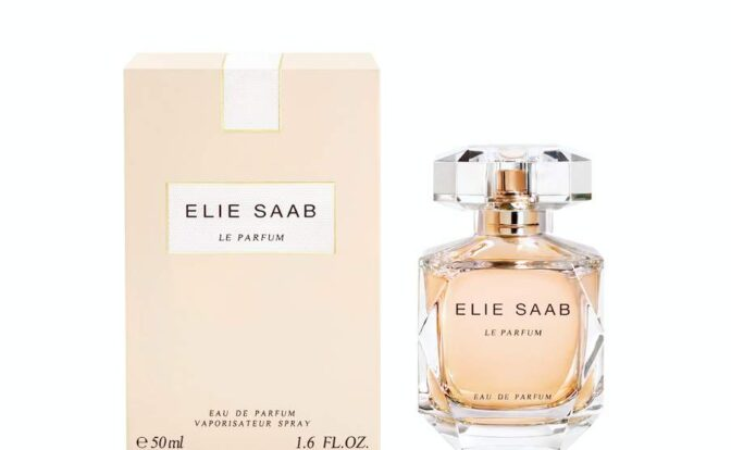 ELIE SAAB Le Parfum sostiene NICEF Libano
