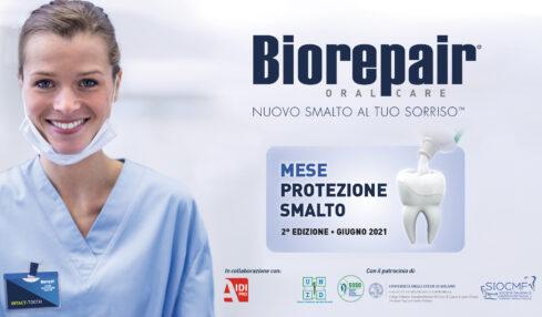 Mese Protezione Smalto, promosso da Biorepair e AIDIPro